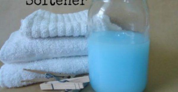 Φτιάξτε μαλακτικό ρούχων με την αγαπημένη σας μυρωδιά!