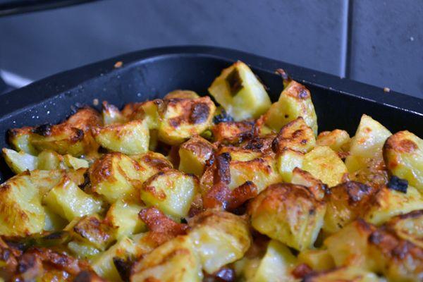 Kazige aardappeltjes uit de oven - OhMyFoodness