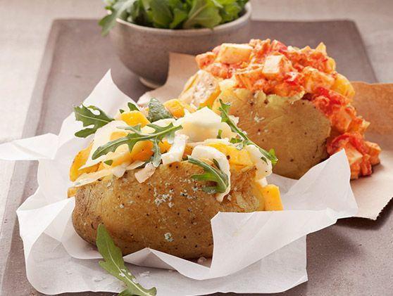 Backofen-Kartoffel Rezept