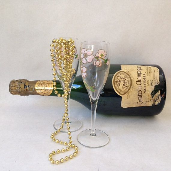 vintage Taittinger champagne magnum bottle by sophisticatedflorida