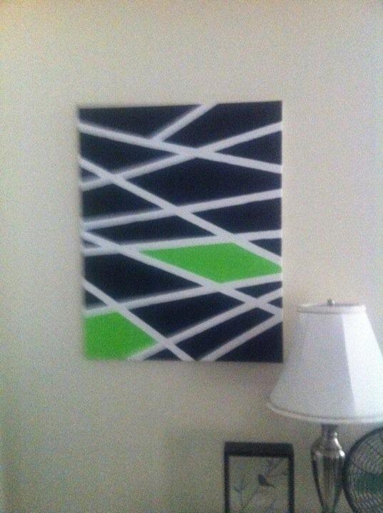 Abstract Mod Art