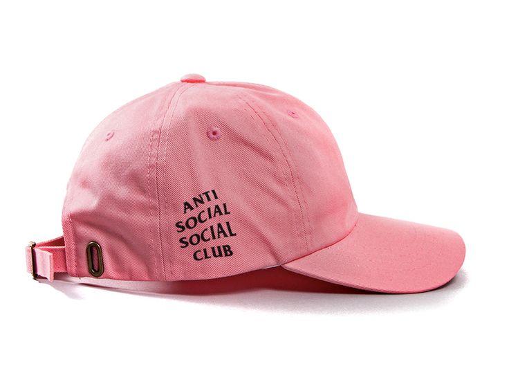 antisocial social club hat - Google Search