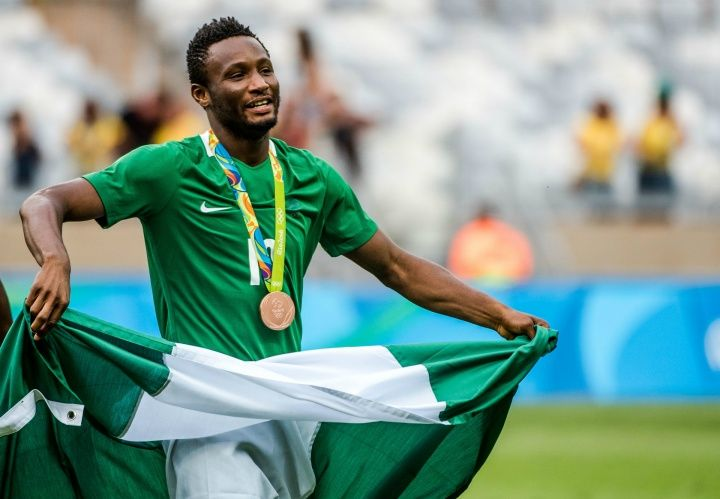 The Nigerian is yet to play a single minute of Premier League football under Antonio Conte and is now assessing  Source
