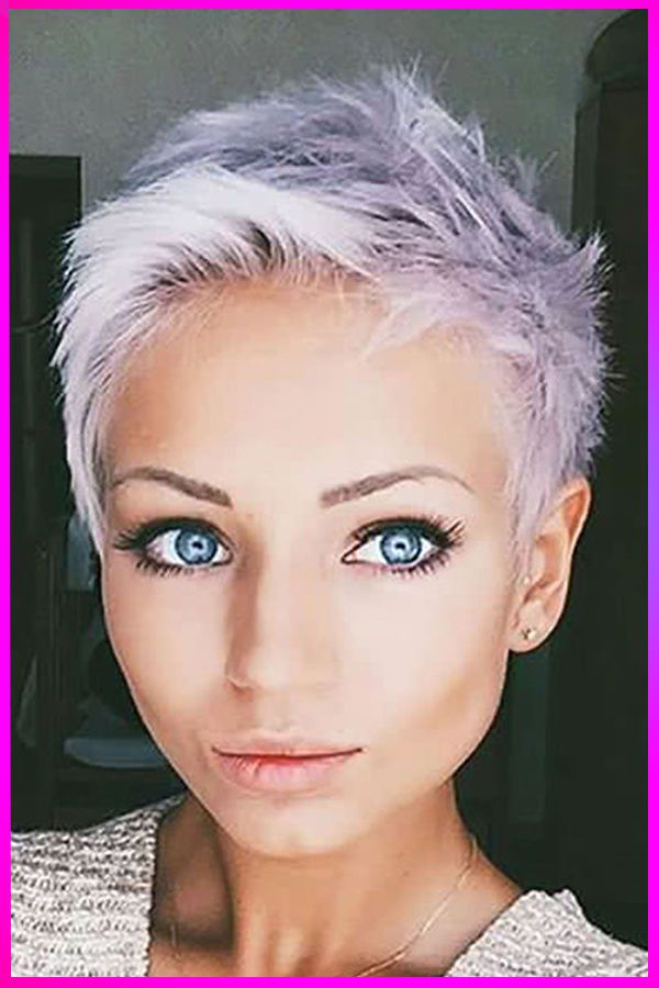 cute short purple haircuts and colors ideas for womens