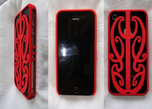 Workx in progress Iphone 4/4s cover @ Ko-Iwi Arts Ltd coming