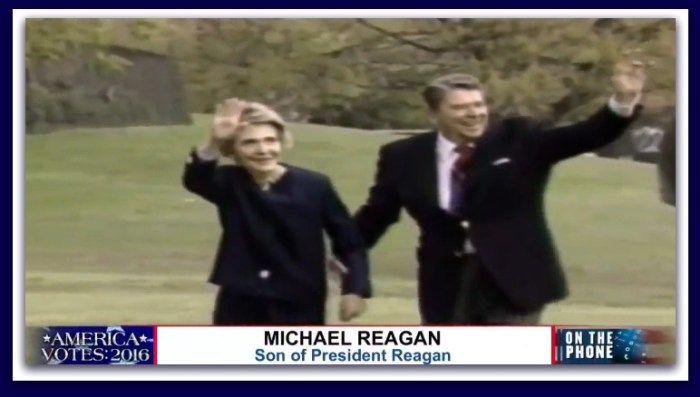 Michael Reagan Slams Obama for Skipping Nancy Reagan's Funeral – BB4SP