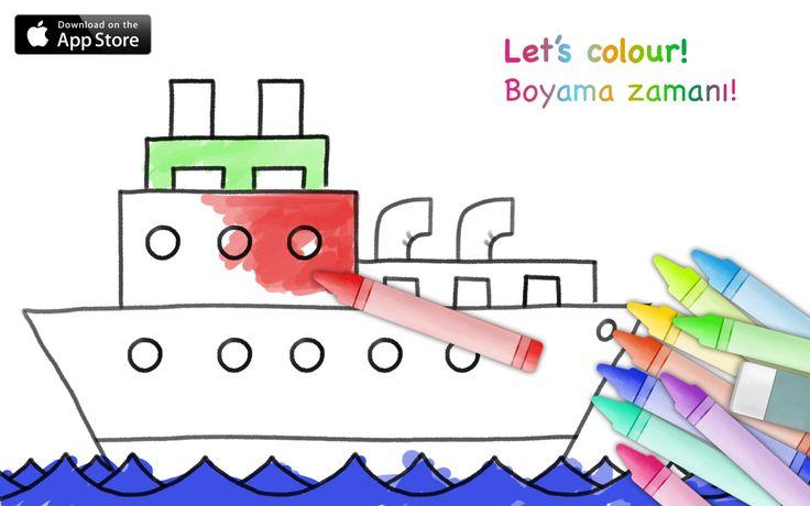 "Our ""Let's colour!"" app has been featured and heading for Number #1! A palette full of bright colors and pictures ready to be colored are waiting for you… For ages 2+ App Store: https://itunes.apple.com/us/app/lets-colour!/id799444168?mt=8&uo=4&at=11l8HM  ""Boyama zamanı!"" adlı yeni uygulamamız App Store'da ""Öne Çıkanlar""da 1. Sırada! 2 Yaş üzeri çocuklarımız içindir. https://itunes.apple.com/tr/app/lets-colour!/id799444168?mt=8&uo=4&at=11l8HM"