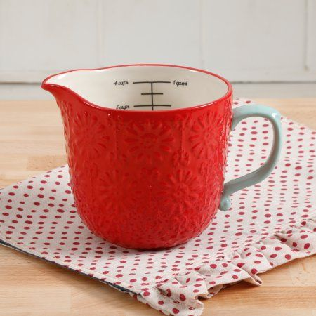 Best 25 Measuring Cups Ideas On Pinterest Red Copper