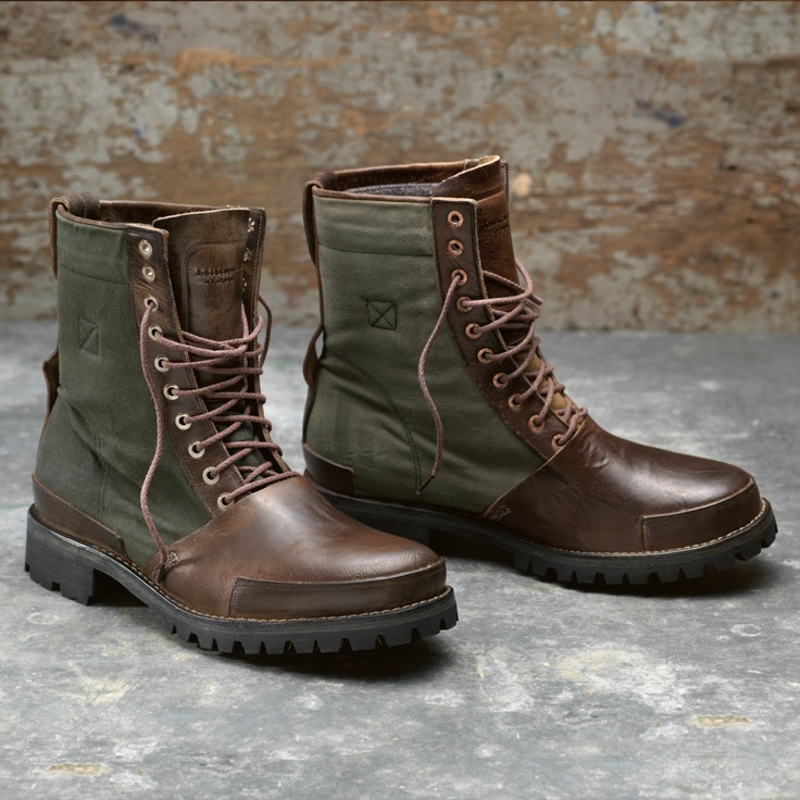 "Timberland Boot Company Tackhead 8"" boot. Fresh!"