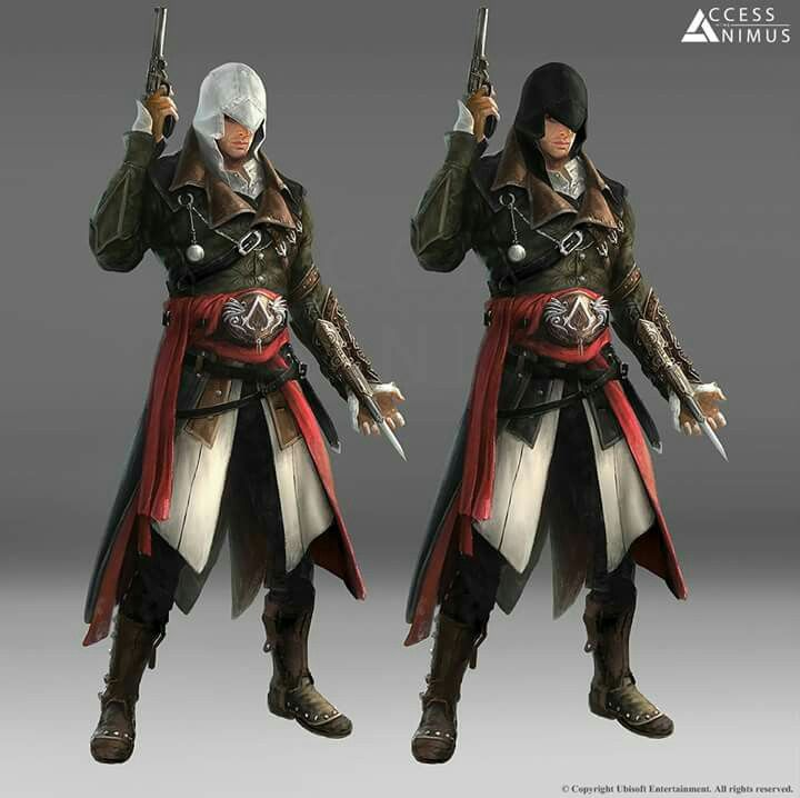 Assassin's Creed Syndicate Concept Art - Access the Animus