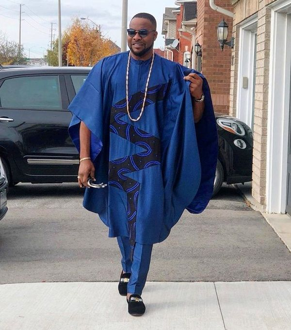 Latest Asoebi Styles Collection 8.2 | Ankara styles for men, African  dresses men, African clothing for men
