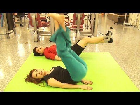 ぽっこり下腹よ、さようなら!ウエストを細くする「腹筋トレーニング」(動画あり) | TABI LABO