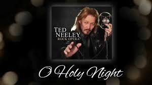 "Download this album by Ted. His version of ""O Holy Night"" rocks!! Great job Ted!"