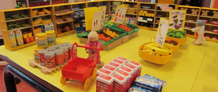 minisupermarkt 04  speeltafel   Nutsschool Maastricht
