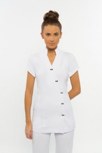 28 best mbs uniforms images on pinterest spa uniform for Spa uniform china