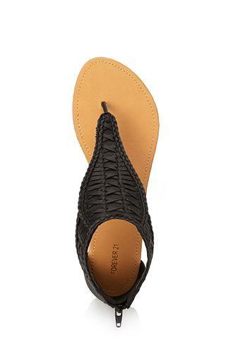 Sandals :    Tiki Room Braided Sandals  - #Sandals https://talkfashion.net/shoes/sandals/sandals-tiki-room-braided-sandals/