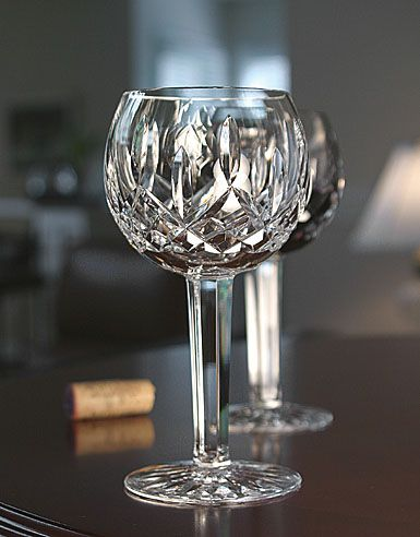 I want to replace the Waterford Lismore balloon wine goblet that has mysteriously disappeared.