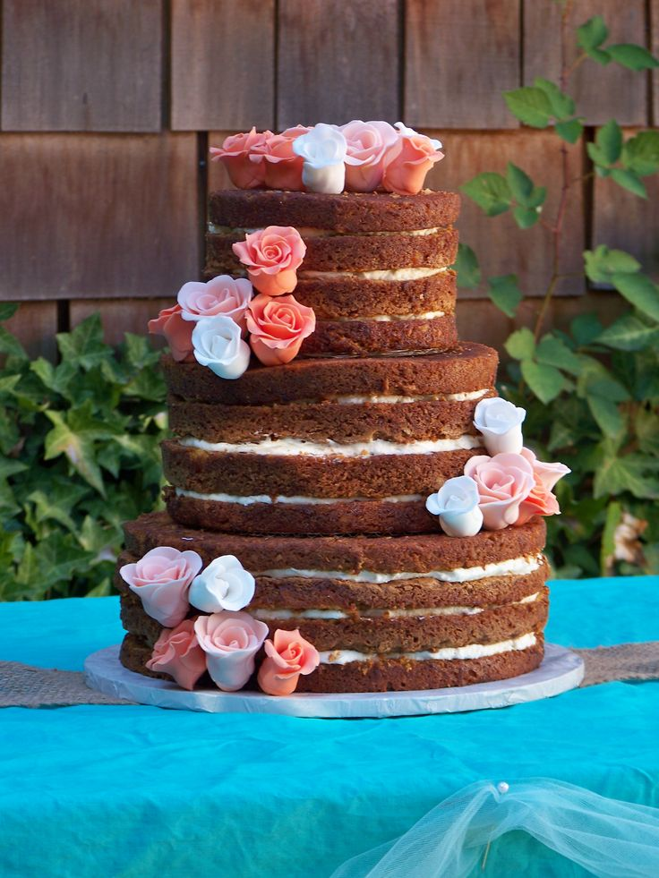 Pin em Wedding Cakes