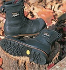 kevlar chainsaw boots