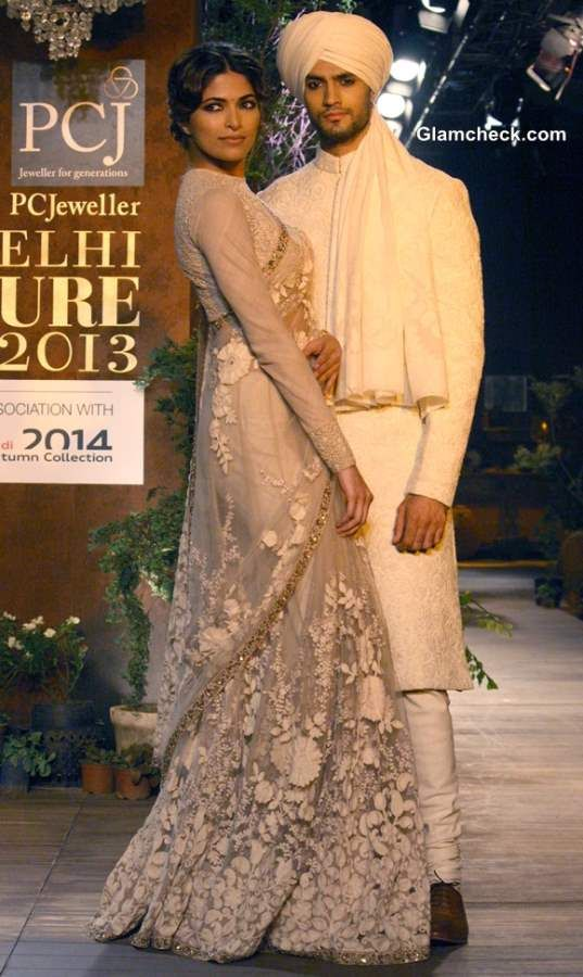 Sabyasachi Bridal 2013 Delhi Couture Week day 1
