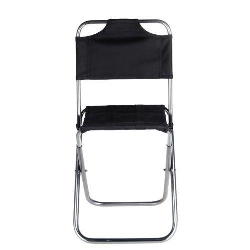 Folding Portable Stool Chair Bag Outdoor Travel Fishing Equipment Black Aluminum  sc 1 st  Pinterest & Best 25+ Portable stool ideas on Pinterest islam-shia.org