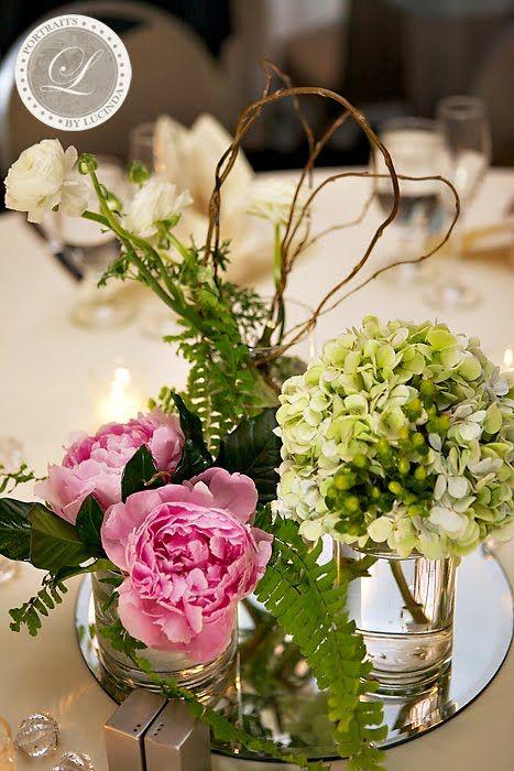 July Wedding Flowers Ferns Beco 2010 Weddingkansas City