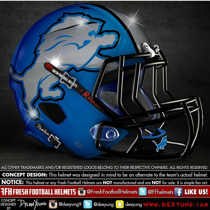 Detroit Lions Fanprint Licenses