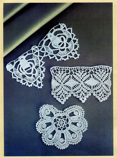 Lots of crochet motifs with graphics. Most of the patterns are Russian but the graphics are universal.