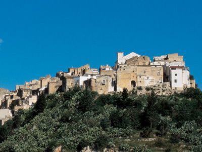 Cagnano Varano, antichità del Gargano da scoprire Here is the place where i was born.