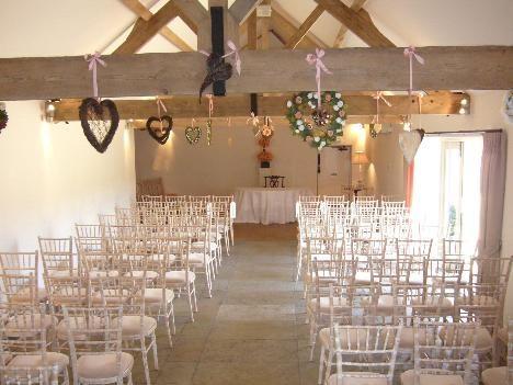 A Wonderfully Romantic Wedding Venue Farbridge Near West Dean In Sussex