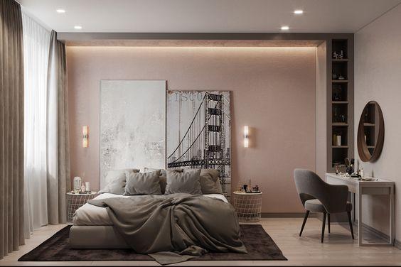 Oltre 25 fantastiche idee su decorare una parete su for Parete dietro letto
