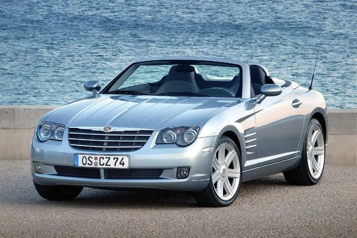 78 Images About Chrysler Crossfire On Pinterest Cars