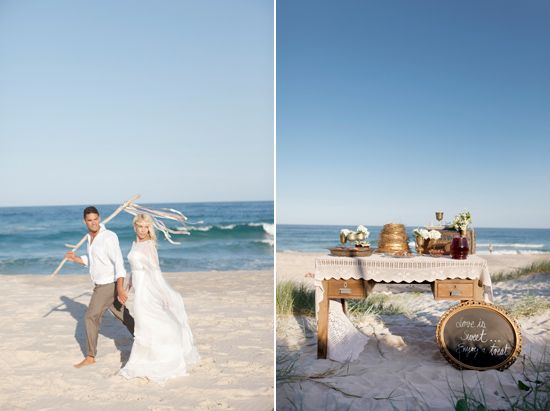 Very Nice Beach Wedding