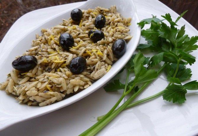 Olívakrémes tészta