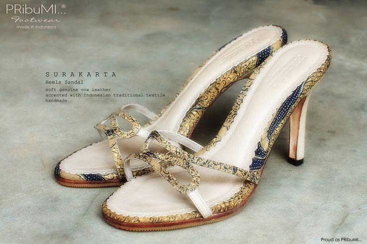SURAKARTA Heels Sandal by PRibuMI...®