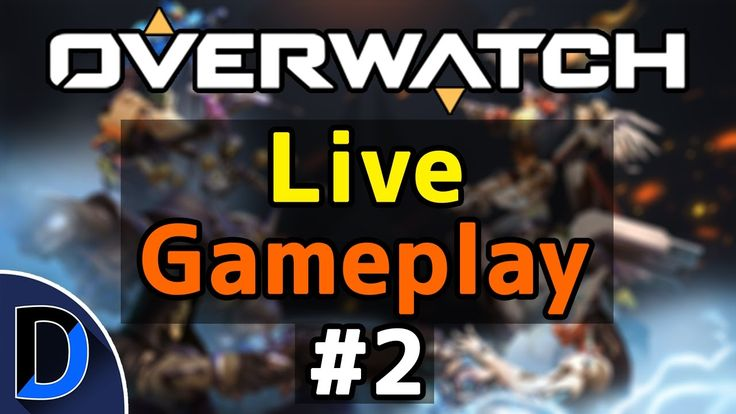 Overwatch Competitive: Live Gameplay Commentary - Episode 2 (Orisa)