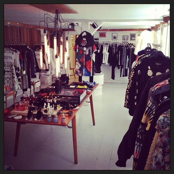 Henrik Vibskov Store CPH #love#henrikvibskov#copenhagen#leshopshop#impressions