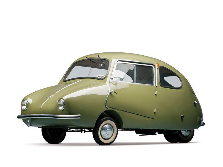 1956 Fuldamobil S-6 Estimate:$40,000-$50,000 US