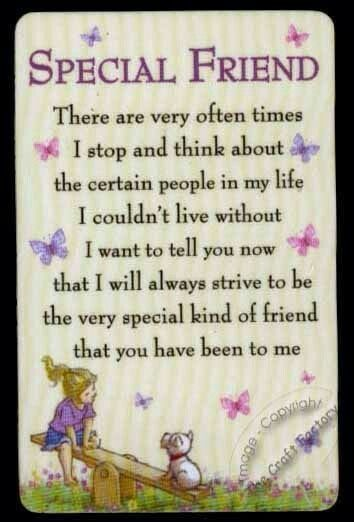 Friendships Quotes: Birthday Quotes For Best Friend, Special
