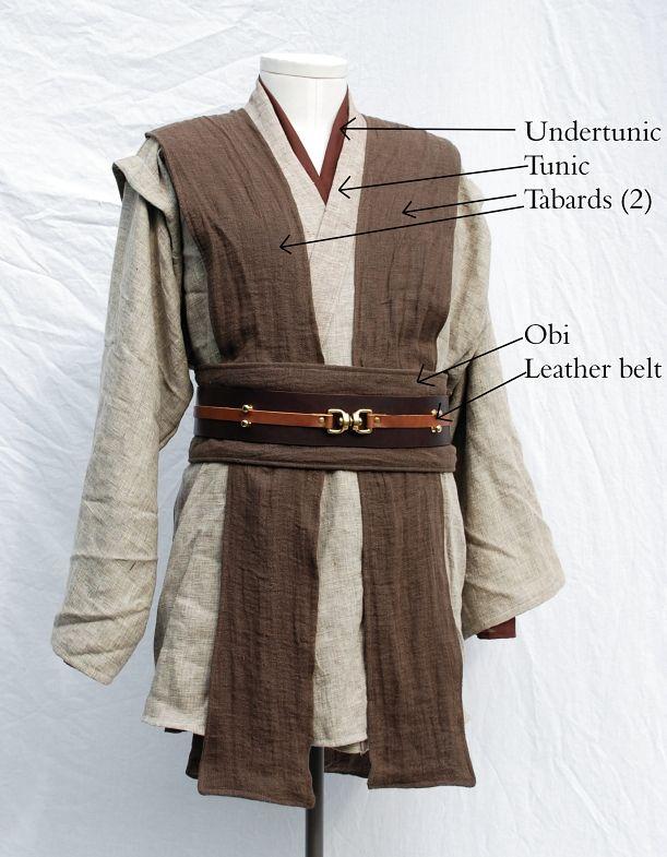 how to make a jedi costume - Google Search