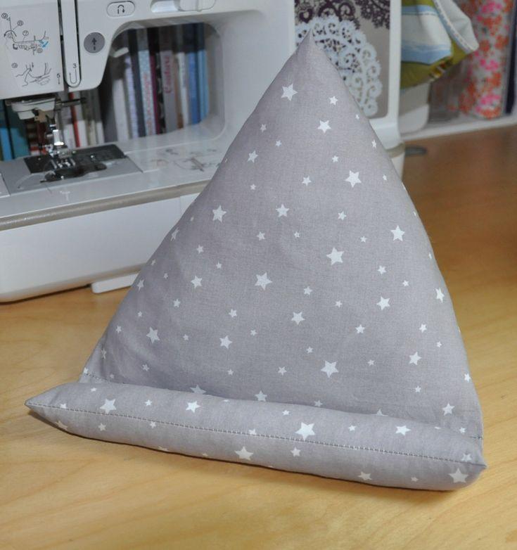 Le coussin berlingot de tablette pratique voir indispensable sac de fils couture pour la - Couture pour la maison ...