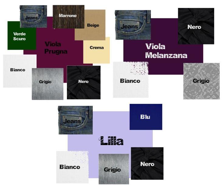Moda per principianti: Colori