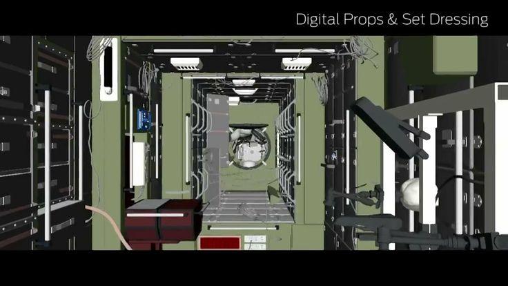Making of Gravity on Vimeo