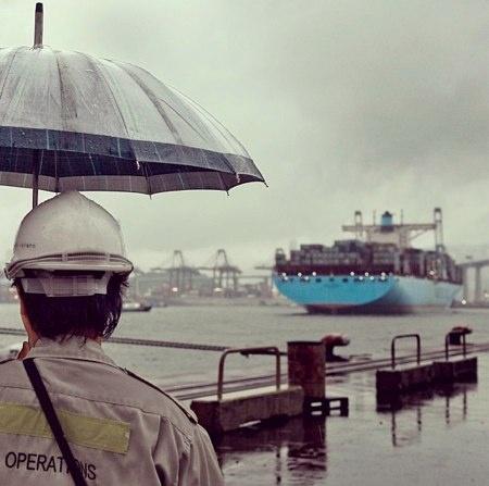ARTIKEL  Maersk VS Man Diesel & Turbo på Instagram