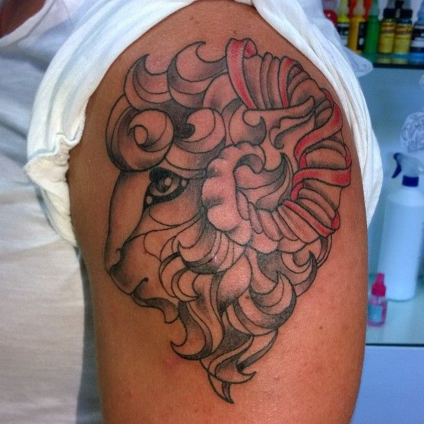Awesome Aries Tattoo Designs: 17 Best Ideas About Aries Symbol Tattoos On Pinterest