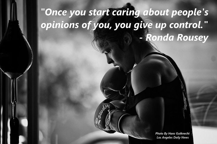10 Most Inspiring Ronda Rousey Quotes MMA Gear Hub