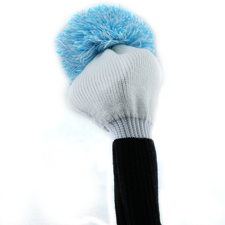 1pc Knit Golf Covers Headcover For Taylormade Callaway Ping Hybrid Driver Wood   Email: bettygolflover@yahoo.com Skype: betty.den