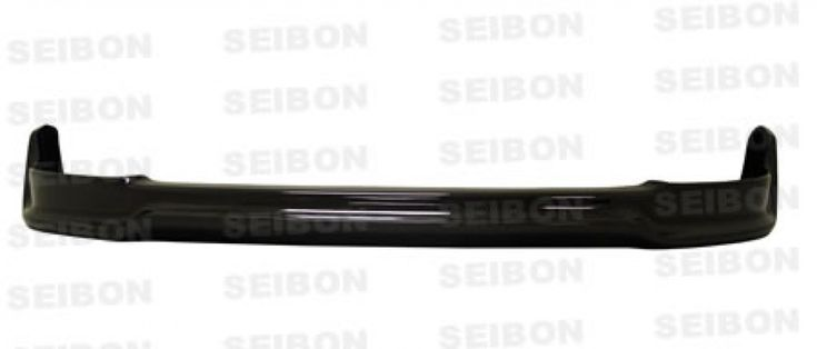 Seibon MG-style carbon fiber front lip for 1996-1998 Honda Civic