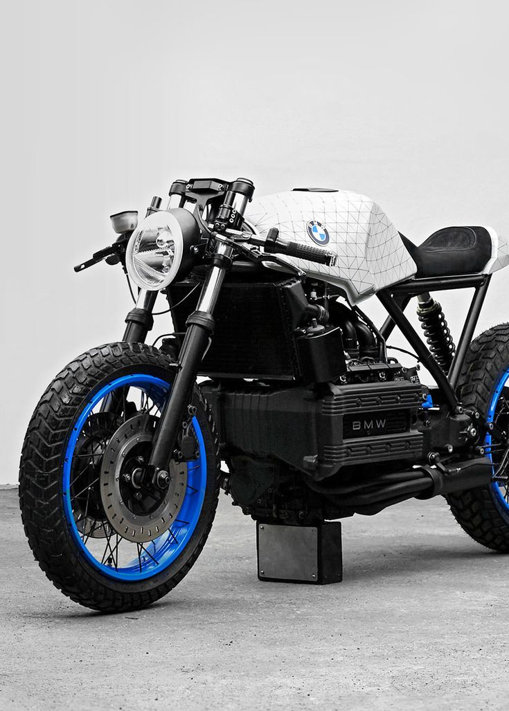 Double Vision: Customizing The BMW K100 Two Ways