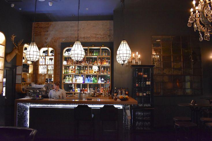 Silver Fox Wine Bar Brisbane CBD
